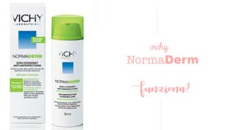 vichy normaderm-crema-anti-imperfezioni