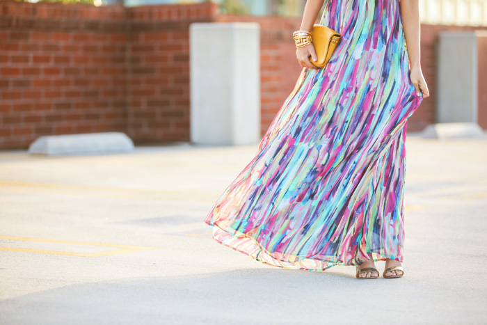 Come-indossare-un-Maxi-Dress