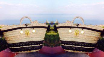 borse in paglia siciliane