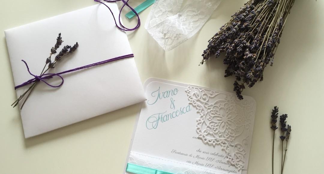 spesso Enchanting Wedding - Le mie partecipazioni di Nozze | Enchanting Land TI95