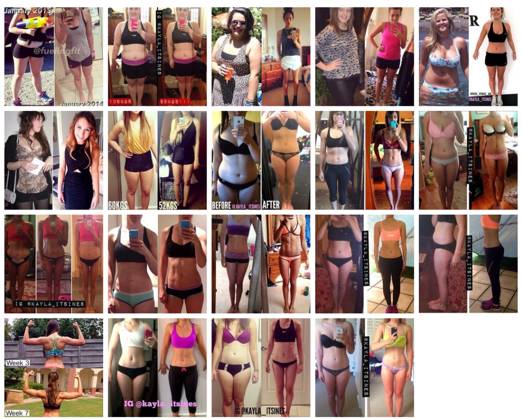 bikini body guide transformation