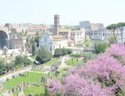 Day 1 - Roma: Una Fuga Romantica