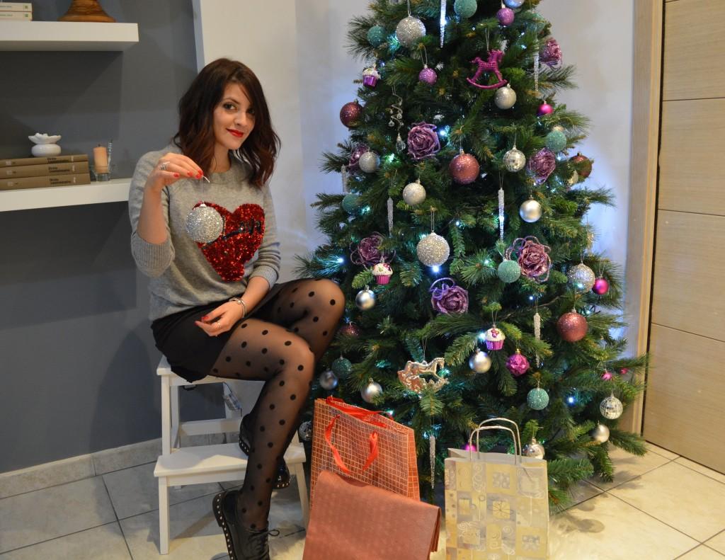 Christmas sweaters- come indossare i maglioni natalizi