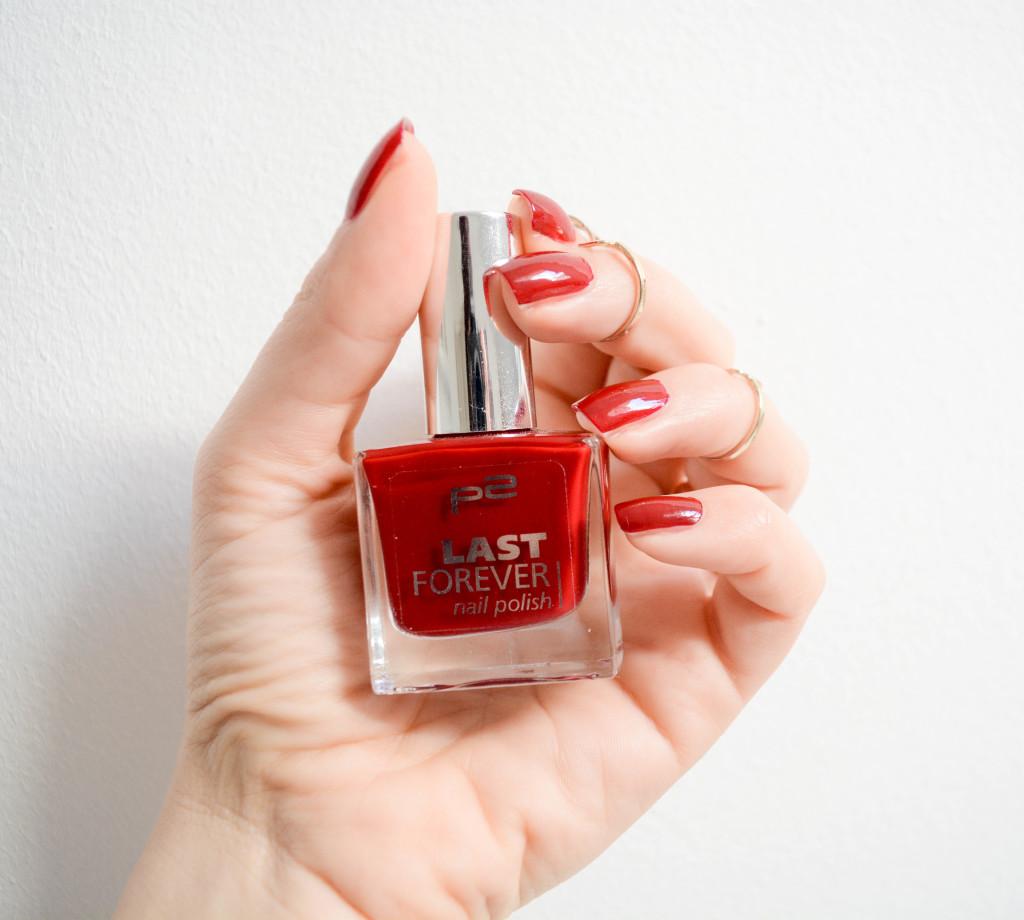 Manicure perfetta con P2