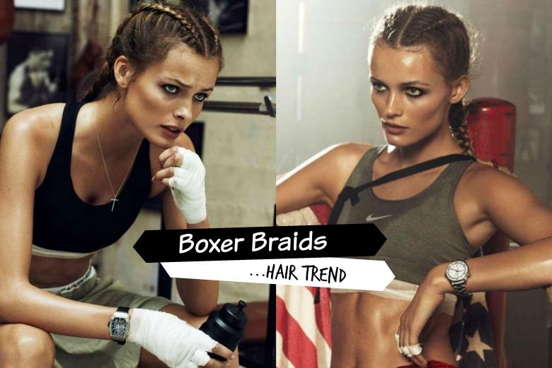 boxer braids hair trend