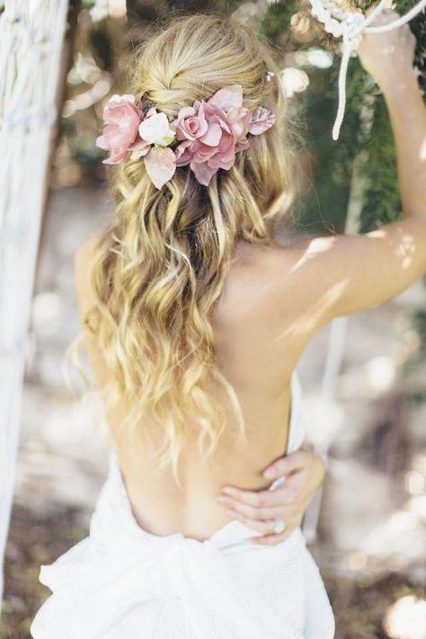 Wedding acconciature sposa