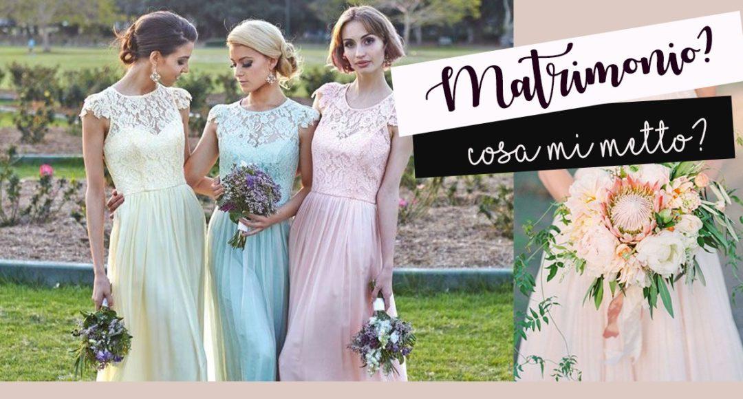 Matrimonio In Vista : Matrimonio in vista ecco come vestirsi per essere l