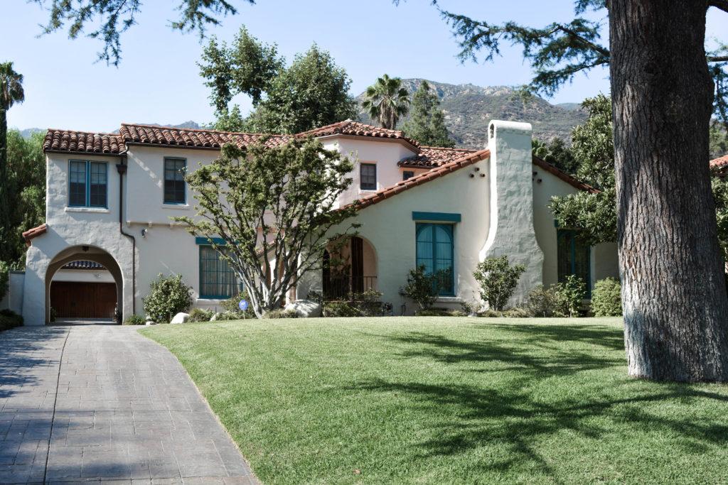 California e le case famose