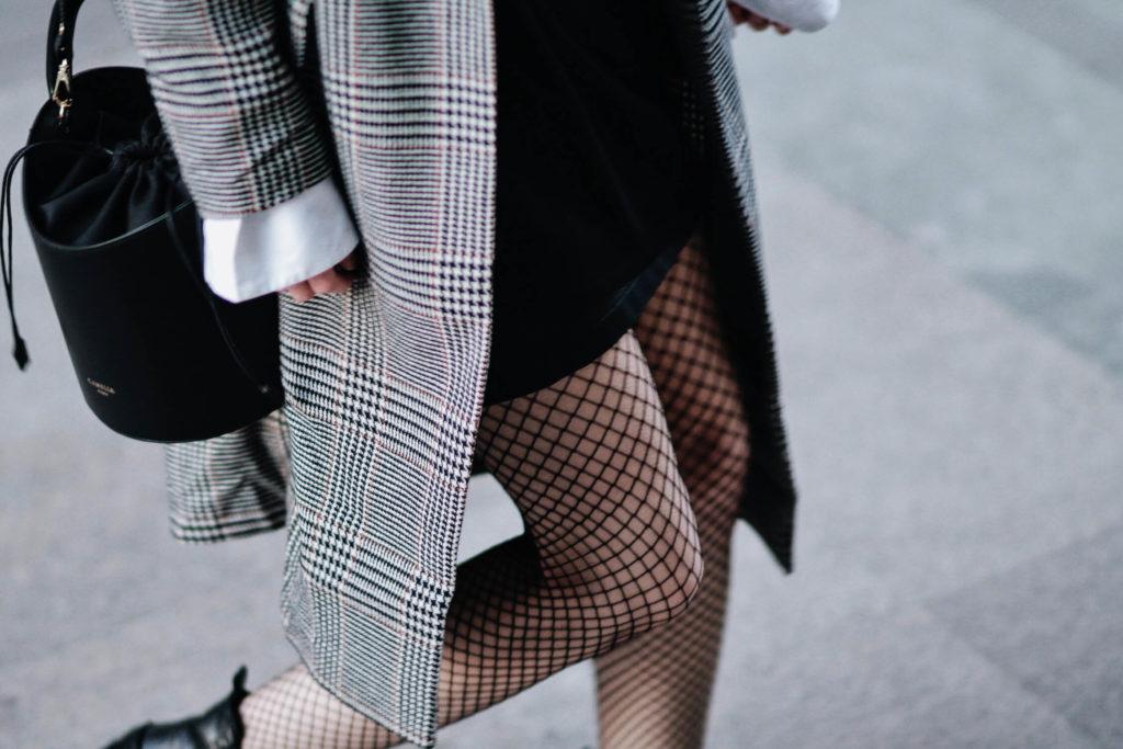 fishnet- calze a rete