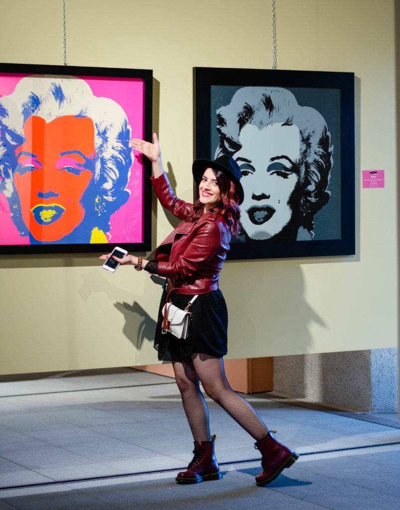 Andy Warhol in mostra a catania