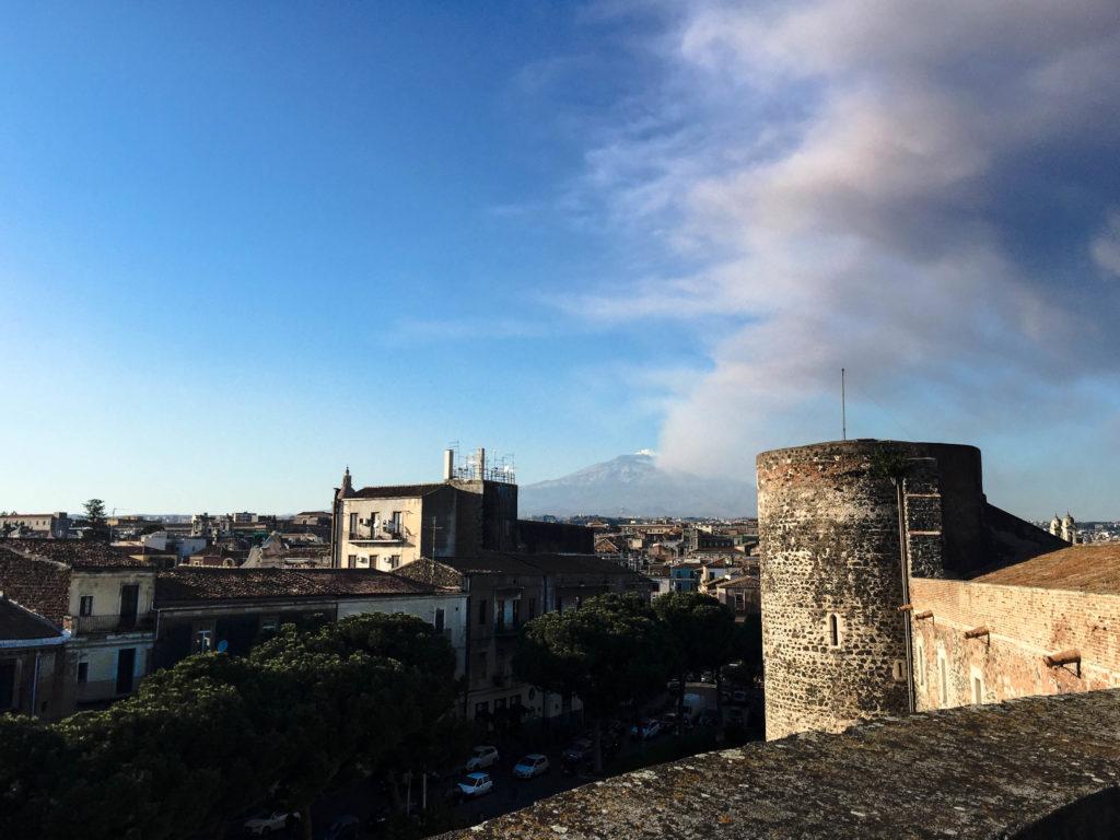 Castello ursino catania - andy warhol