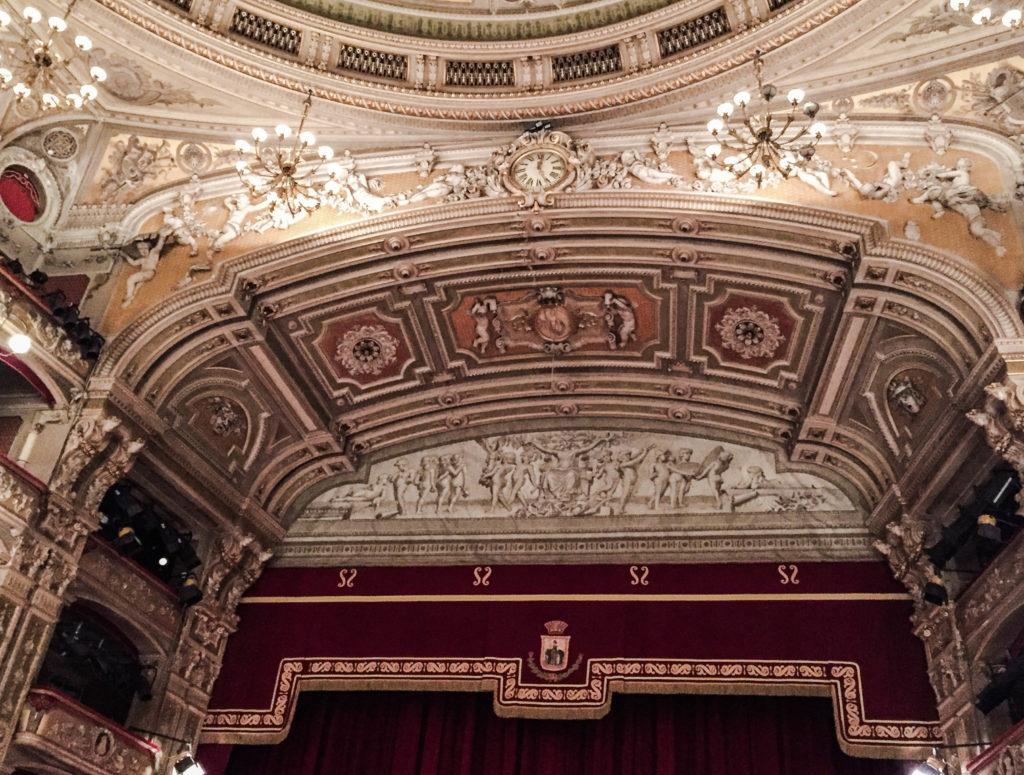 Teatro massimo bellini - catania