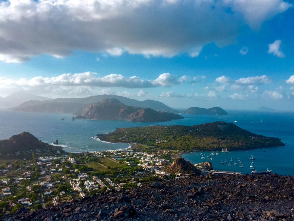 isola di vulcano cosa vedere