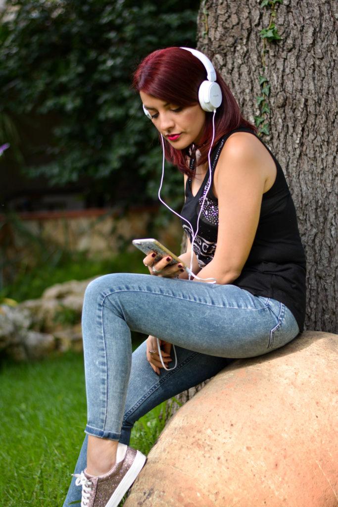 8 modi per sconfiggere lo stress - musica