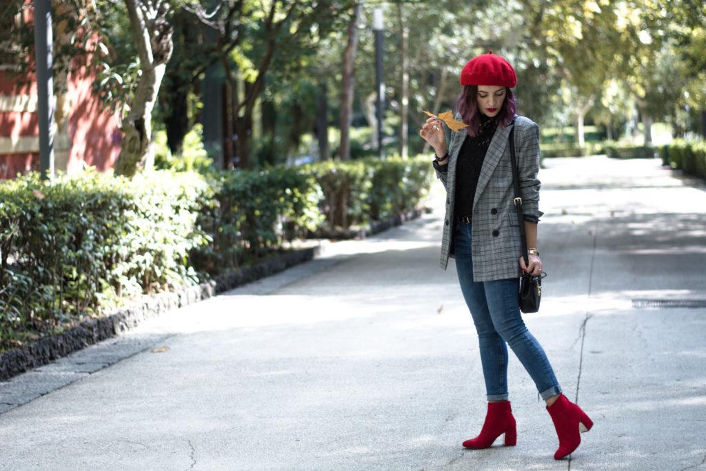 stivali rossi- trend autunno 2017