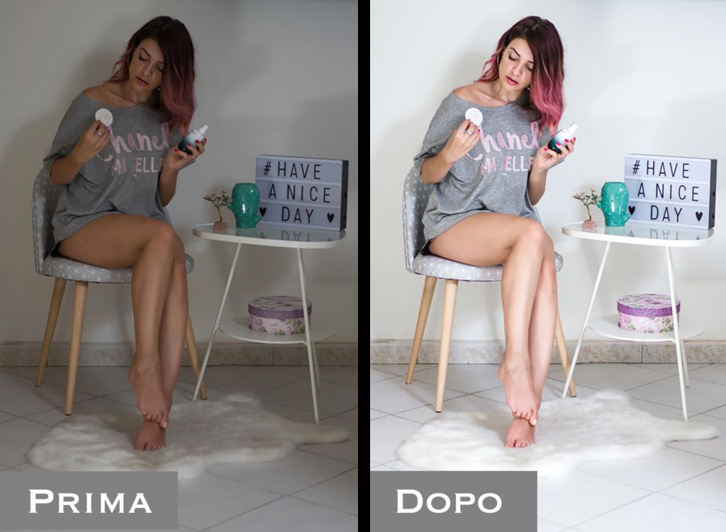 Come editare le foto e renderle bianche e luminose
