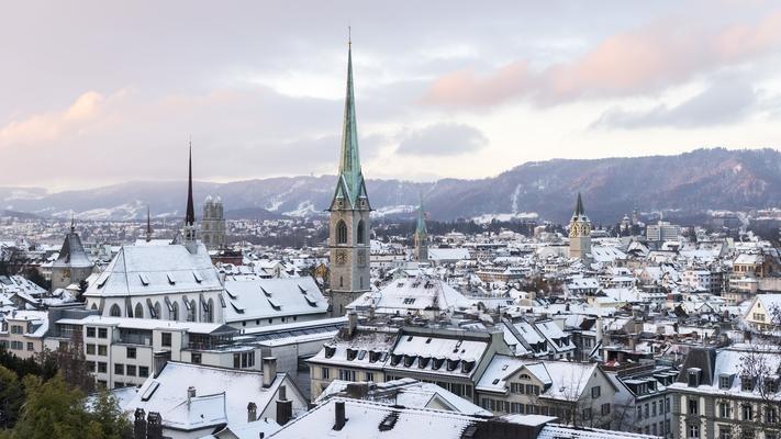 San Valentino in Svizzera, cosa fare a Zurigo