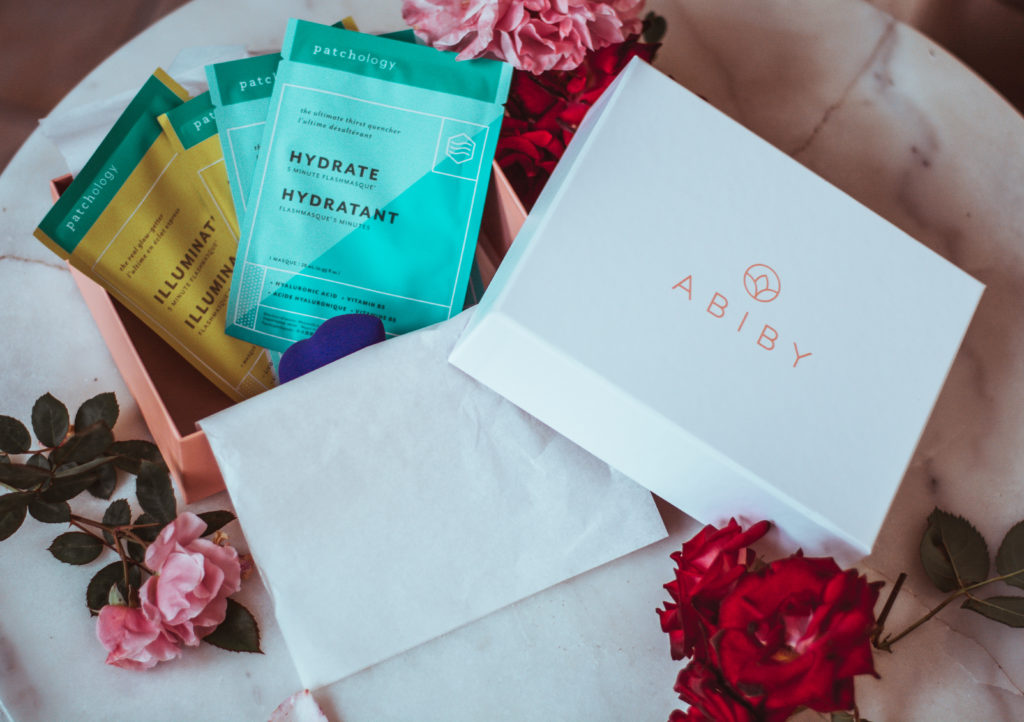 abiby-beauty-box-aprile-enchanting-land-patchology