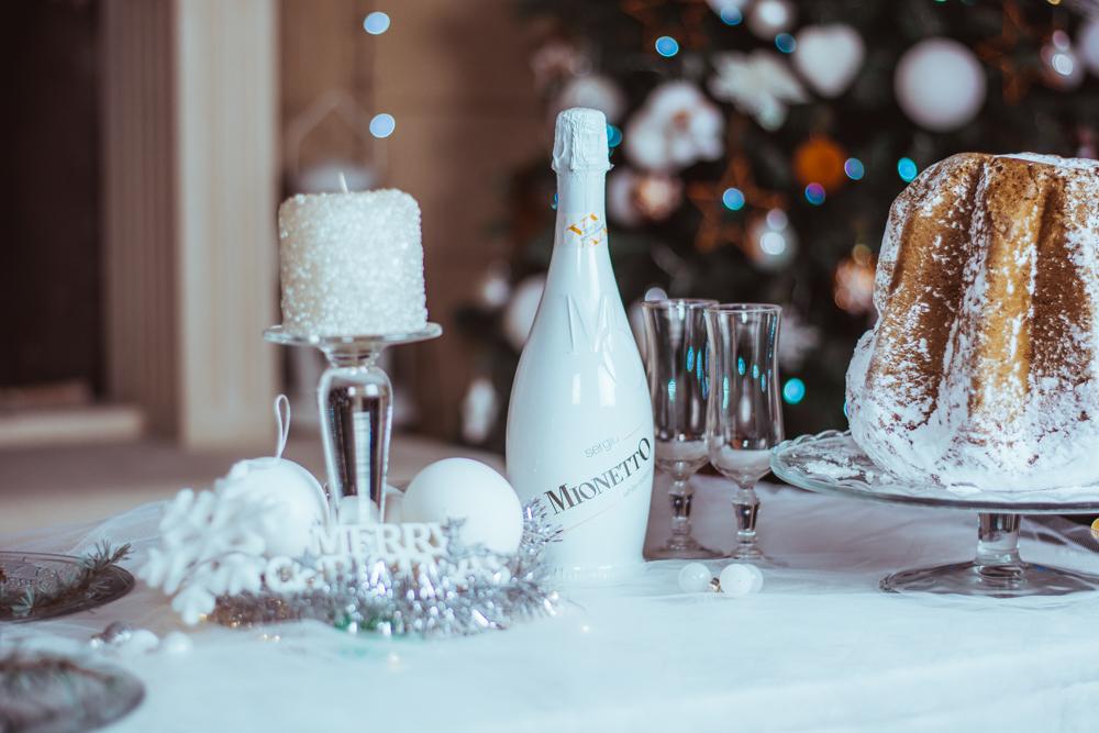 come organizzare white party natalizio