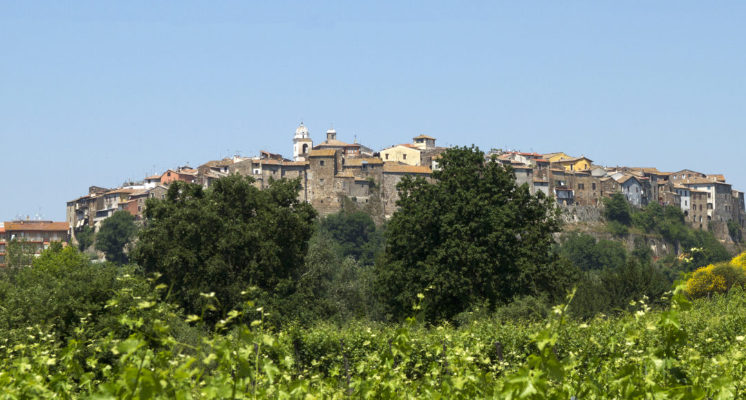 borghi storici Lazio_Orte