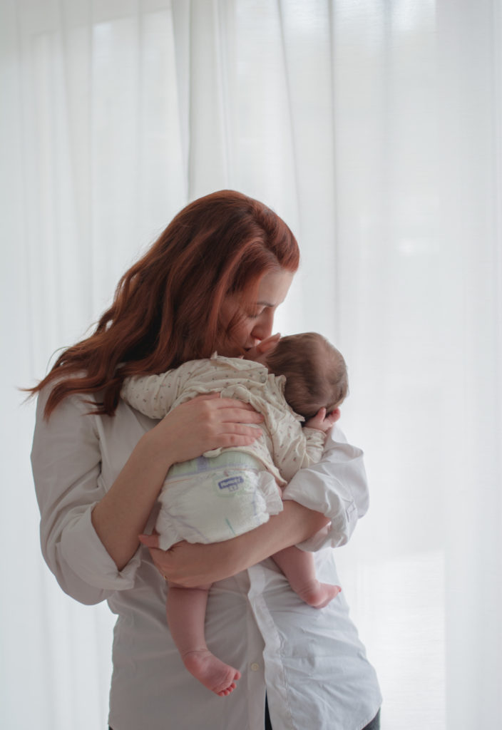 maternità ai tempi del coronavirus